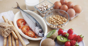 Allergies alimentaire